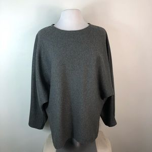 Zara Trafaluc Dolman Sleeve Shirt Sweatshirt Top